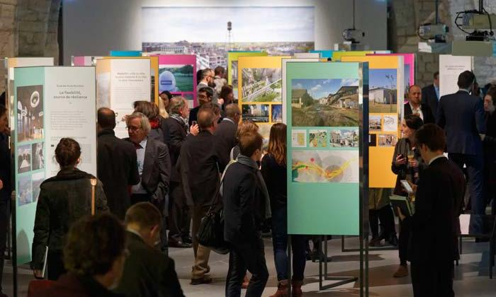 Exhibition Resilient and recyclable cities