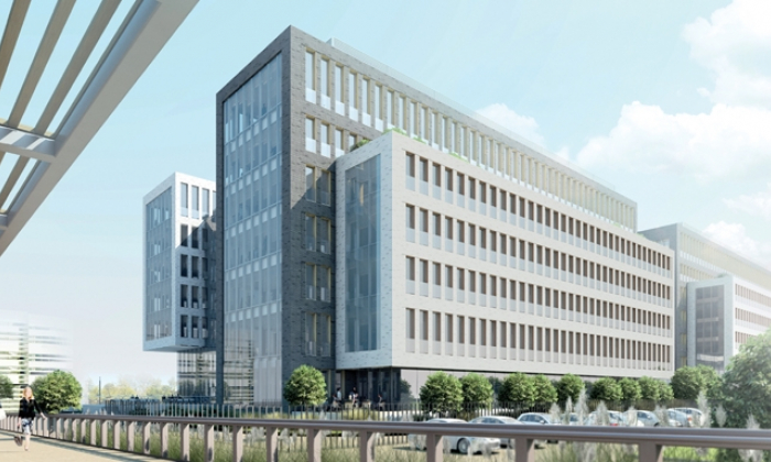 Mutavie A Macif Group Subsidiary Acquires Art Fact An Office Building In Rueil Malmaison Bouygues Immobilier